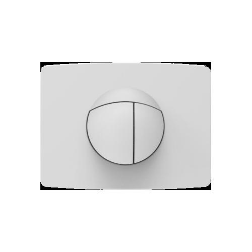 SANIT Przycisk S701 biały 16.701.01