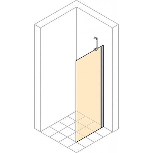 Hüppe Enjoy Elegance ścianka boczna wolnostojąca 110 cm 3T1105.092.322