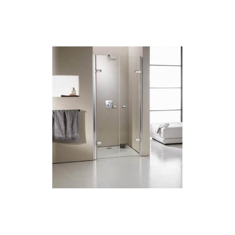 Hüppe Enjoy Elegance drzwi wahadłowe do wnęki 120 cm 3T2405.092.322