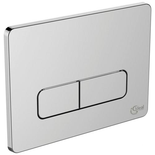 IDEAL STANDARD Stelaż podtynkowy Wąski + przycisk chrom