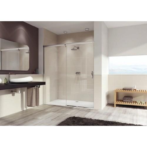 Hüppe Aura elegance drzwi suwane 170 cm 401419.087.322