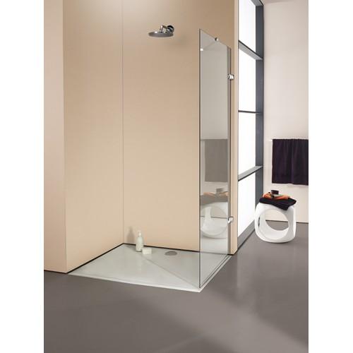 Hüppe Enjoy Elegance ścianka boczna wolnostojąca 100 cm 3T1104.087.322
